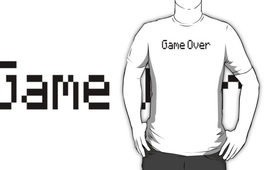 Game Over by TheJellyBean
