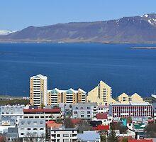 Reykjavik by Jóhann H.  Emilsson