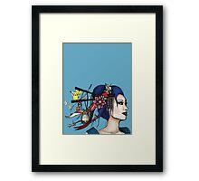 Japan! Framed Print