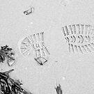 Footprint by Manuel Gonçalves
