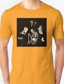 Mitternacht Unisex T-Shirt