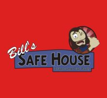 Bill's Safe House - THE LAST OF US by Micksergeant