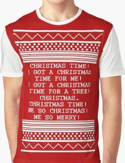 Britta Christmas sweater Quote Graphic T-Shirt