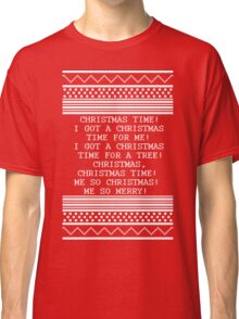 Britta Christmas sweater Quote Classic T-Shirt