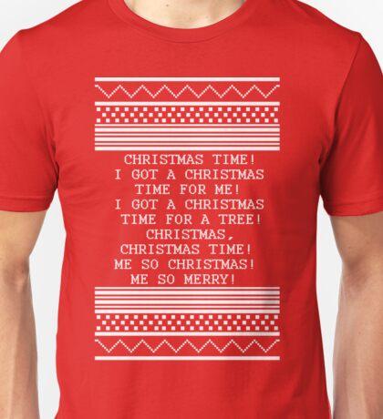 Britta Christmas sweater Quote Unisex T-Shirt