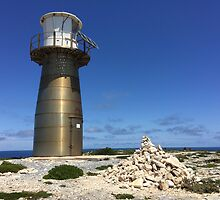 11 - West Cape Lighthouse, SA by Ash Sievwright