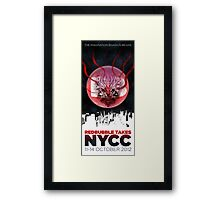 RB TAKES NYCC Framed Print