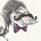 Dapper Platypus by Julia  Clarke