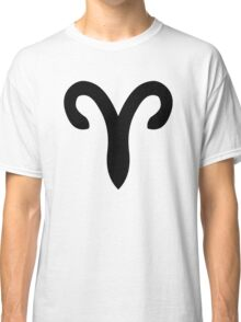 Aries - The Ram - Astrology Sign Classic T-Shirt