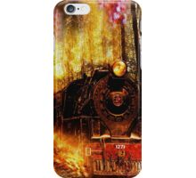 Fire Train iPhone Case/Skin