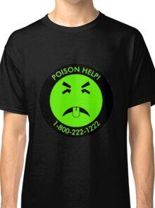 Retro Mr.Yuk poison Classic T-Shirt