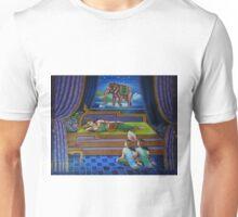 Buddha reclining Unisex T-Shirt