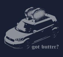 Toaster by theflipimage