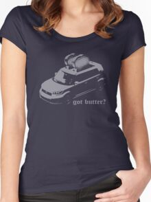Toaster Women's Fitted Scoop T-Shirt
