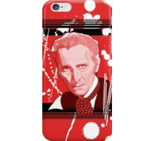 Peter Cushing iPhone Case/Skin