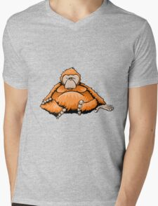 Not Today Mens V-Neck T-Shirt
