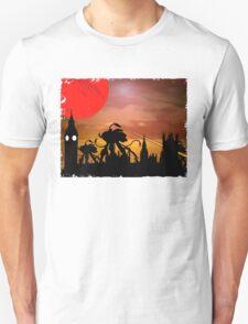 The War Of The Worlds T-Shirt