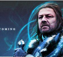 winter is coming by rgeerdink