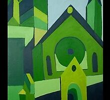 Igreja Santa Ifigênia by Serenmoran