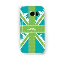 Rule Britannia.  Samsung Galaxy Case/Skin