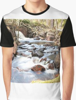 Long exposure in pure daylight Graphic T-Shirt