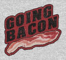 Going Bacon One Piece - Short Sleeve