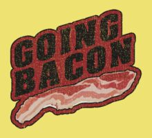 Going Bacon Kids Tee