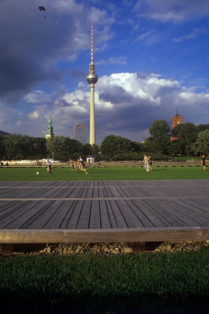 Schloßplatz, Berlin 2010 by Michel Meijer