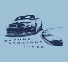 Beyond Straight Lines Kids Clothes