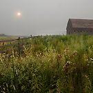 Sunrise at Black Sage by John Poon