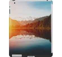 Lake Matheson iPad Case/Skin