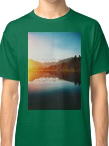 Lake Matheson Classic T-Shirt