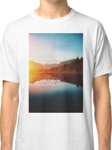 Lake Matheson Classic T-Shirt