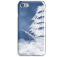 Cloud ship iPhone Case/Skin