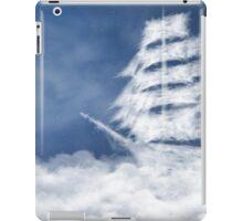 Cloud ship iPad Case/Skin