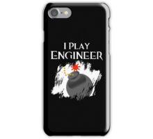 I Play Engineer iPhone Case/Skin