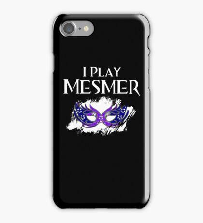 I Play Mesmer iPhone Case/Skin