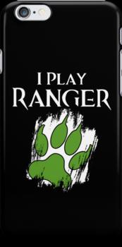 I Play Ranger by ScottW93