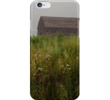 Sunrise at Black Sage iPhone Case/Skin