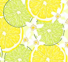 Citrus Blossom by Sarah Harrison