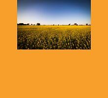 Golden fields Unisex T-Shirt