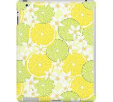 Citrus Blossom iPad Case/Skin
