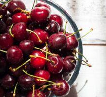 Sweet cherries Sticker