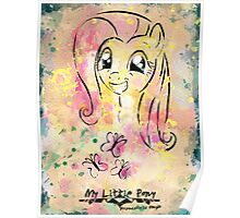 Poster: Fluttershy Poster