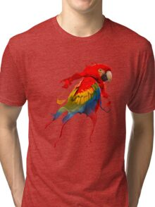 Creative parrot Tri-blend T-Shirt