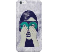 Tape Face iPhone Case/Skin