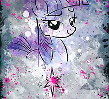 Poster: Twilight Sparkle by Han Zhao