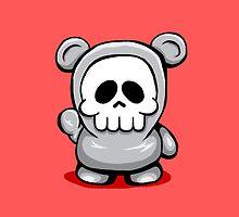 Death Bear by MrBwasFramed