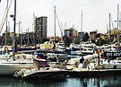 boats#4 by H J Field