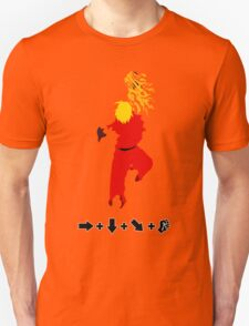 Vector Shoryuken 2  Unisex T-Shirt